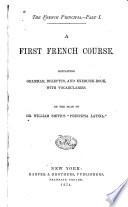 The French Principia
