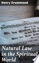 Natural Law in the Spiritual World Book Online