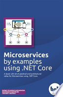 Microservice by examples using .NET Core
