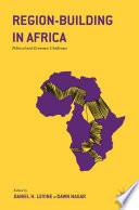 Region Building In Africa