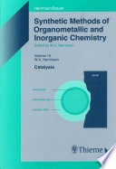 Synthetic Methods Of Organometallic And Inorganic Chemistry Volume 10 2002 Book PDF