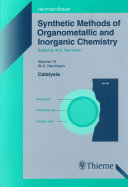 Synthetic Methods of Organometallic and Inorganic Chemistry  Volume 10  2002