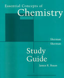 Essential Concepts of Chemistry Study Guide