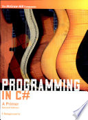 Programming In C  Book