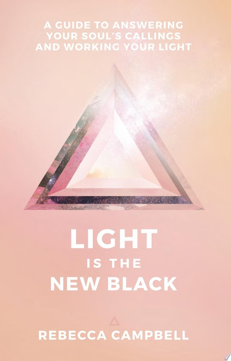 Light Is the New Black banner backdrop