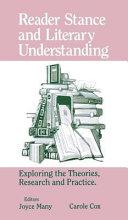 Reader Stance and Literary Understanding