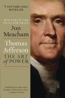 Thomas Jefferson: The Art of Power [Pdf/ePub] eBook