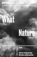 What Nature Pdf/ePub eBook