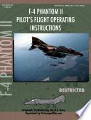 F-4 Phantom Pilot's Flight Operating Manual