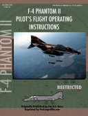F 4 Phantom Pilot s Flight Operating Manual