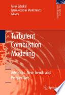 Turbulent Combustion Modeling
