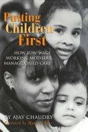 Putting Children First Book