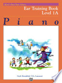 Alfred s Basic Piano Library  Ear Training Book 1A