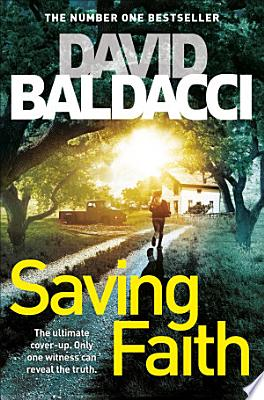 Book cover of 'Saving Faith' by David Baldacci