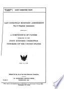 East European Economic Assessment: Regional assessments, 1981