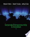Corporate Entrepreneurship & Innovation