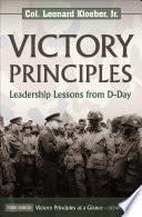 Victory Principles