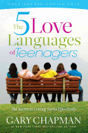 The Five Love Languages of Teenagers Pdf/ePub eBook