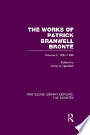 The Works of Patrick Branwell Bront