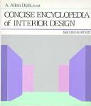 Concise Encyclopedia Of Interior Design Book PDF