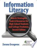 Information Literacy Book