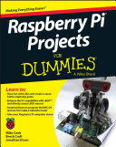 List of Dummies Raspberry Pi E-book