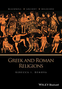 Pdf Greek and Roman Religions Telecharger