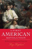 The First American Revolution [Pdf/ePub] eBook