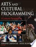 Arts and Cultural Programming Book
