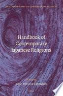 Handbook Of Contemporary Japanese Religions