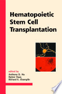 Hematopoietic Stem Cell Transplantation Book