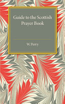 Guide to the Scottish Prayer Book