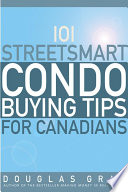 101 Streetsmart Condo Buying Tips For Canadians Book