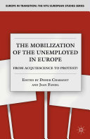The Mobilization of the Unemployed in Europe