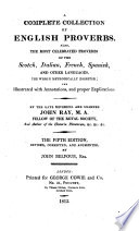 A compleat collection of English proverbs  To which is added  A collection of English words not generally used   2 pt  Interleaved  with MS  additions by F  Douce