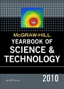 McGraw Hill Yearbook of Science and Technology  2010 Book