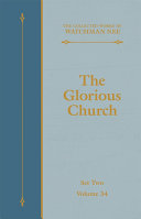 The Glorious Church [Pdf/ePub] eBook