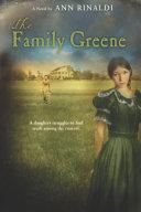 The Family Greene Pdf/ePub eBook