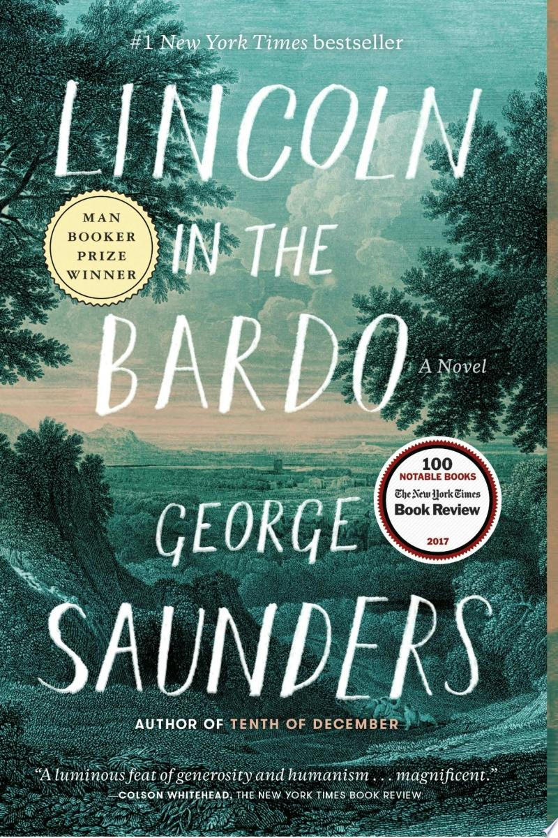 Lincoln in the Bardo image