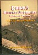 China's Regional Disparities