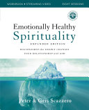 Emotionally Healthy Spirituality Workbook Expanded Edition Book
