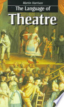 The Language of Theatre Book
