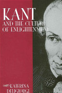 Pdf Kant and the Culture of Enlightenment