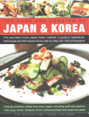 Food and Cooking of Japan   Korea