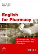 English for Pharmacy. Con CD Audio