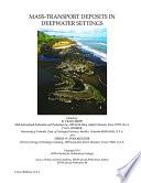 Mass-transport Deposits in Deepwater Settings