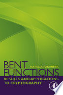 Bent Functions Book