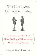 The Intelligent Conversationalist Pdf/ePub eBook
