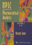 HPLC Methods for Pharmaceutical Analysis