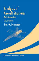 Analysis of Aircraft Structures [Pdf/ePub] eBook
